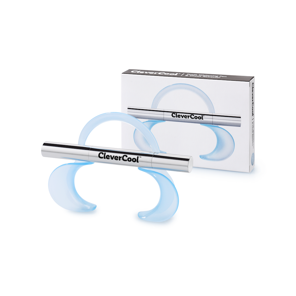 CleverCool Tooth Whitening Pen + Cheek Retractor